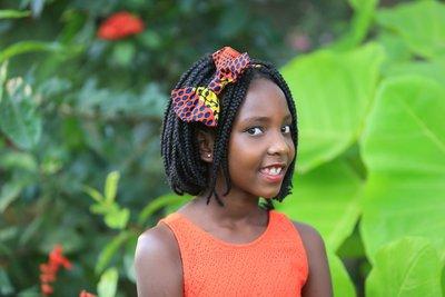 Nyangoma Haarband